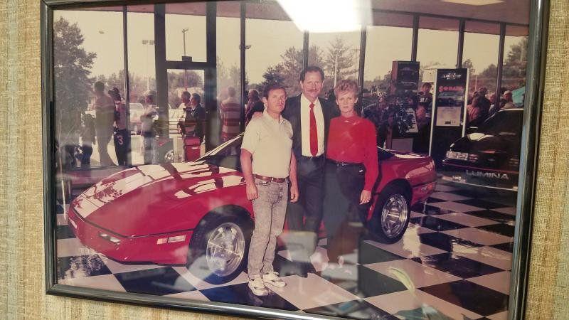 1990 Chevrolet Corvette ZR1 - 17503284 - 1
