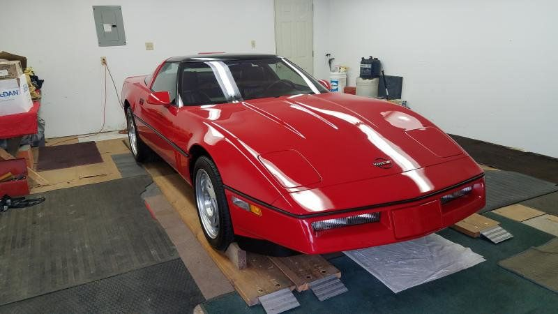 1990 Used Chevrolet Corvette ZR1 at WeBe Autos Serving Long Island, NY, IID  17503284