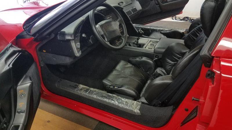 1990 Chevrolet Corvette ZR1 - 17503284 - 5