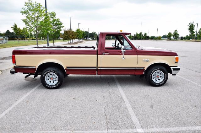 1990 Ford F-150 F-150 XLT Lariat - Click to see full-size photo viewer