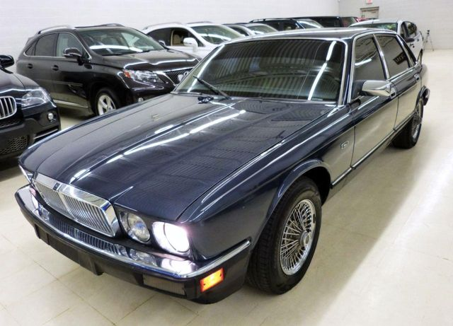 How To Get A Free Carfax >> 1990 Used Jaguar XJ XJ6 at Luxury AutoMax Serving ...