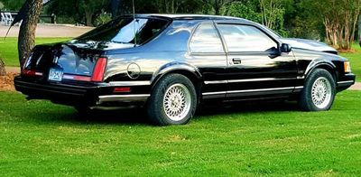 1990 Lincoln Mark VIII  Coupe