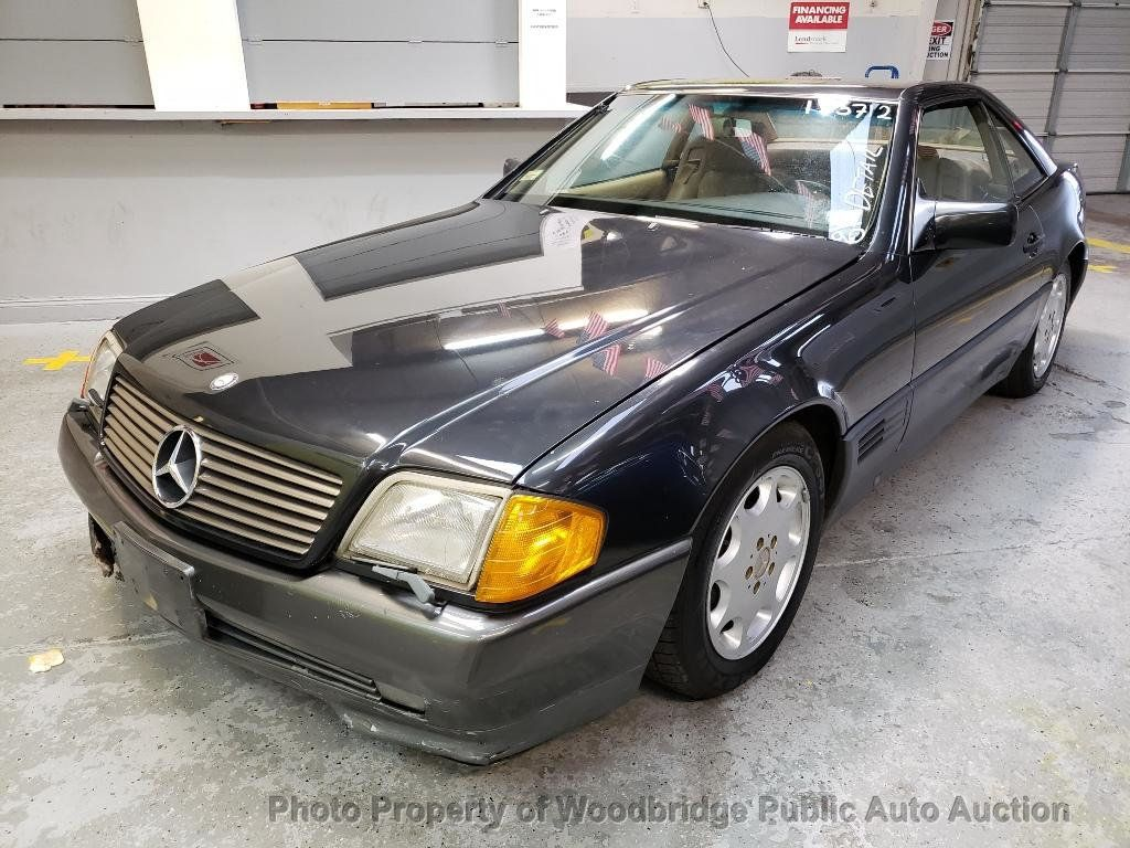 1990 Mercedes-Benz 300 Series 300 Series 2dr Coupe 300SL Automatic - 17585918 - 0