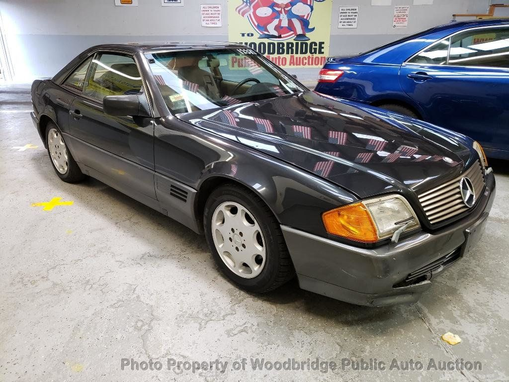 1990 Mercedes-Benz 300 Series 300 Series 2dr Coupe 300SL Automatic - 17585918 - 1