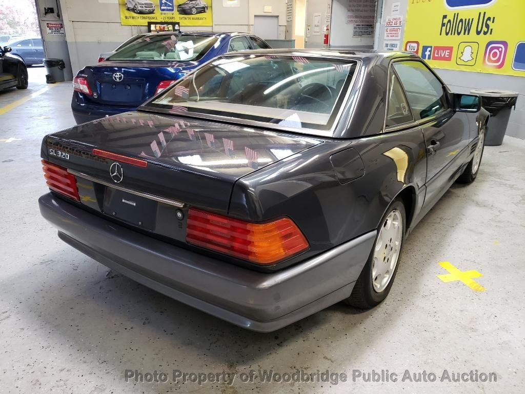 1990 Mercedes-Benz 300 Series 300 Series 2dr Coupe 300SL Automatic - 17585918 - 2