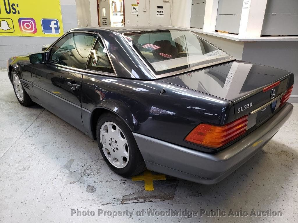 1990 Mercedes-Benz 300 Series 300 Series 2dr Coupe 300SL Automatic - 17585918 - 4