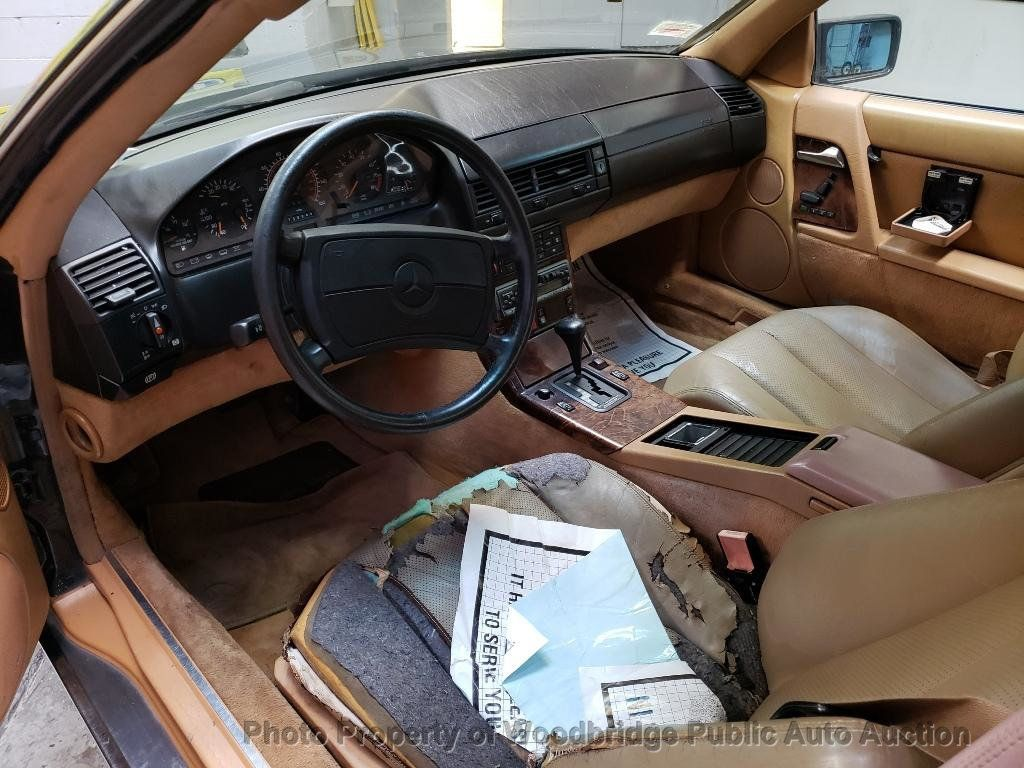 1990 Mercedes-Benz 300 Series 300 Series 2dr Coupe 300SL Automatic - 17585918 - 7
