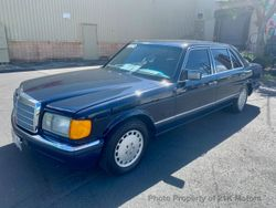 1990 Mercedes-Benz 560 Series - WDB1260391A534297