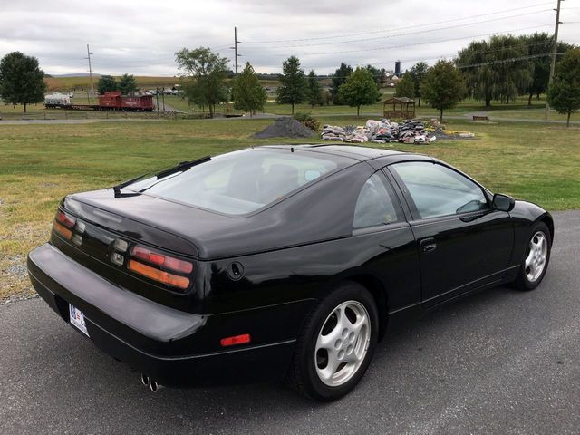 1990 Nissan 300ZX Base Trim - Click to see full-size photo viewer