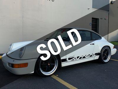 1990 Porsche 911 Carrera 1990 Porsche 911/964 Carrera 4 Coupe