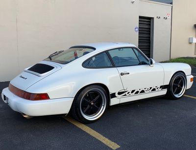 1990 Porsche 911 Carrera 1990 Porsche 911/964 Carrera 4 Coupe - Click to see full-size photo viewer
