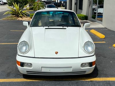 1990 Porsche 911 Carrera 2dr Coupe 4 - Click to see full-size photo viewer
