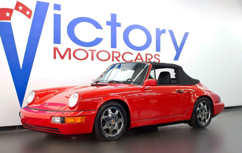 1990 Porsche 911 CARRERA C4 AWD 247HP - 17527410 - 2