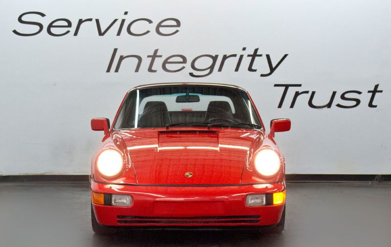 1990 Porsche 911 CARRERA C4 AWD 247HP - 17527410 - 4