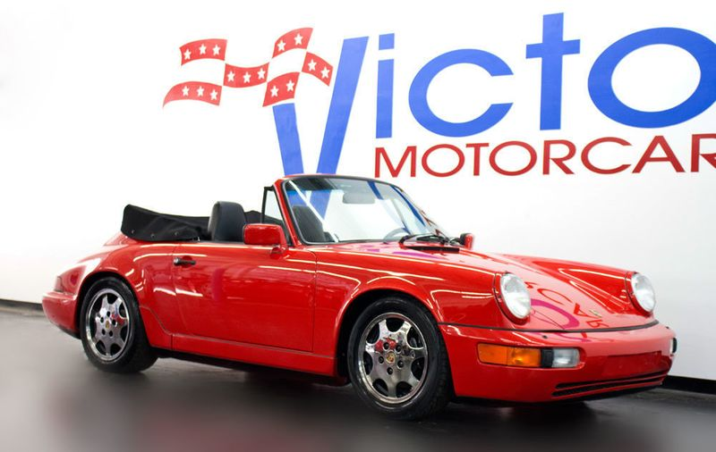 1990 Porsche 911 CARRERA C4 AWD 247HP - 17527410 - 6