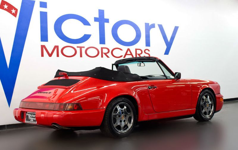 1990 Porsche 911 CARRERA C4 AWD 247HP - 17527410 - 7