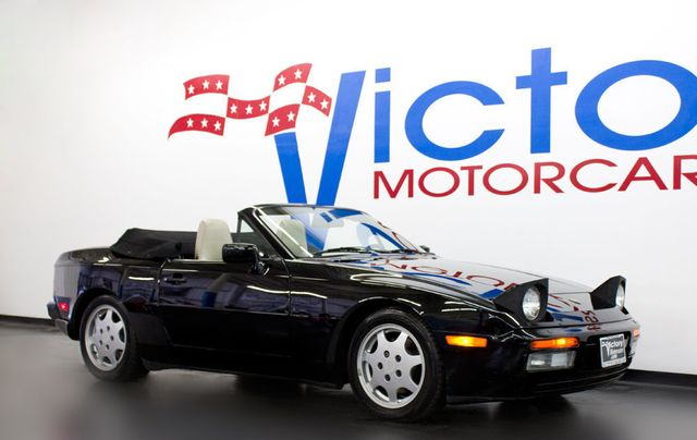 1990 Porsche 944 S2  - Click to see full-size photo viewer