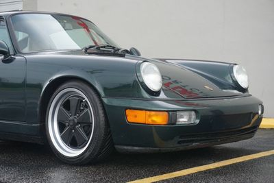 1990 Porsche 964 Carrera Coupe 1990 Porsche 911/964 Manual Coupe - Click to see full-size photo viewer