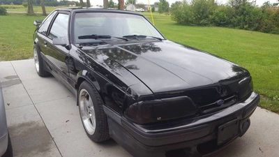 1990 Saleen Mustang  Coupe