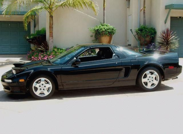 1991 Used Acura NSX At Sports Car Company, Inc. Serving La Jolla, IID  2143486