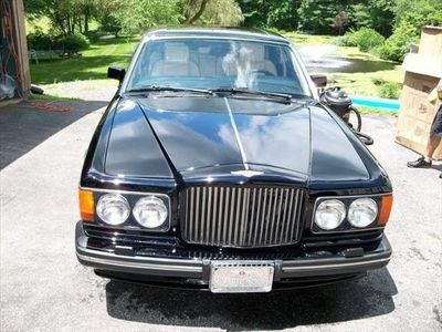 1991 Bentley Turbo R Sedan