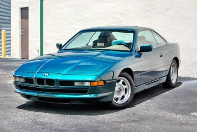 1991 BMW 8 Series 850i - Click to see full-size photo viewer
