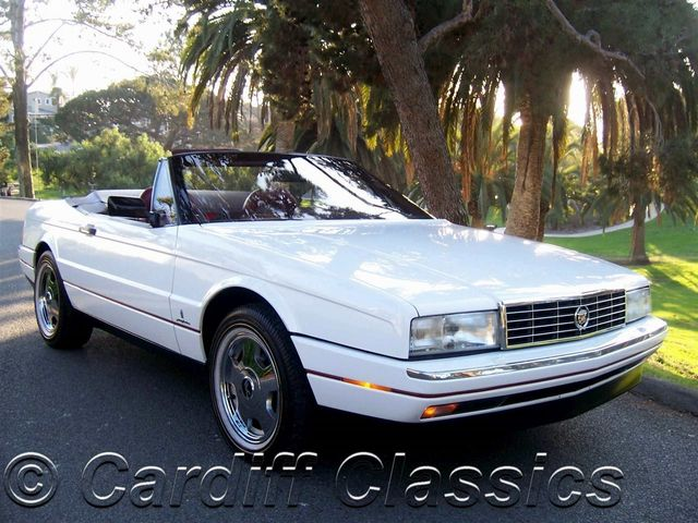 1991 Used Cadillac Allante' 2dr Coupe Convertible at Cardiff ...