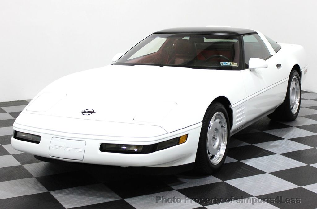 1991 Chevrolet Corvette CORVETTE ZR-1 COUPE - 16417235 - 0