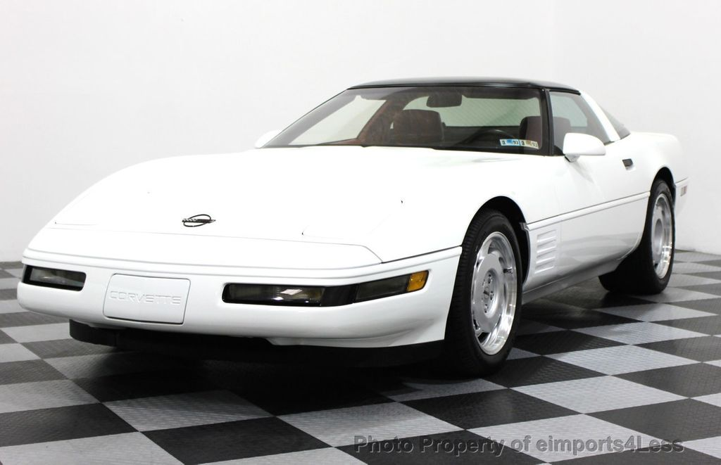 1991 Chevrolet Corvette CORVETTE ZR-1 COUPE - 16417235 - 9