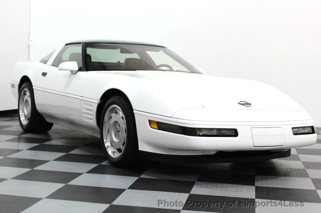1991 Chevrolet Corvette CORVETTE ZR-1 COUPE - 16417235 - 10
