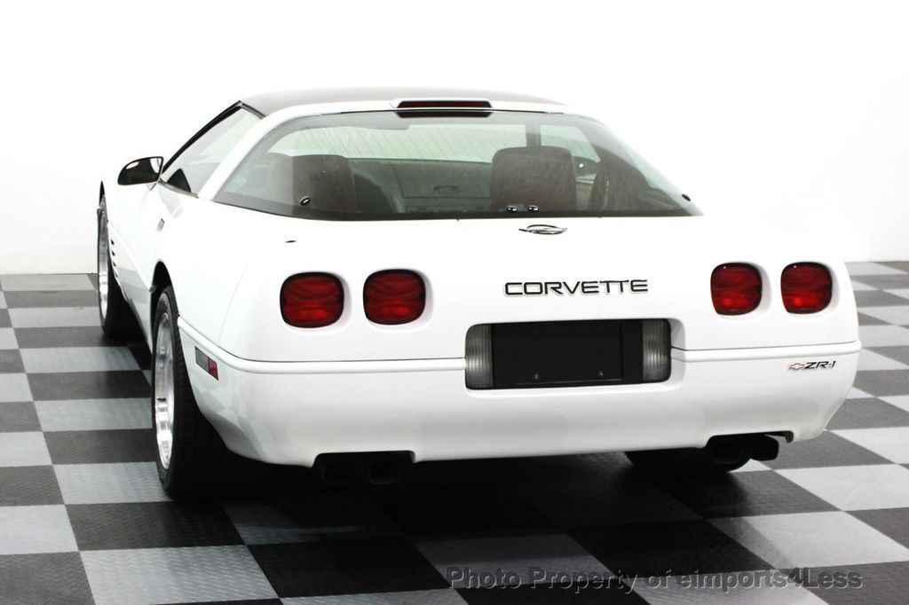 1991 Chevrolet Corvette CORVETTE ZR-1 COUPE - 16417235 - 11