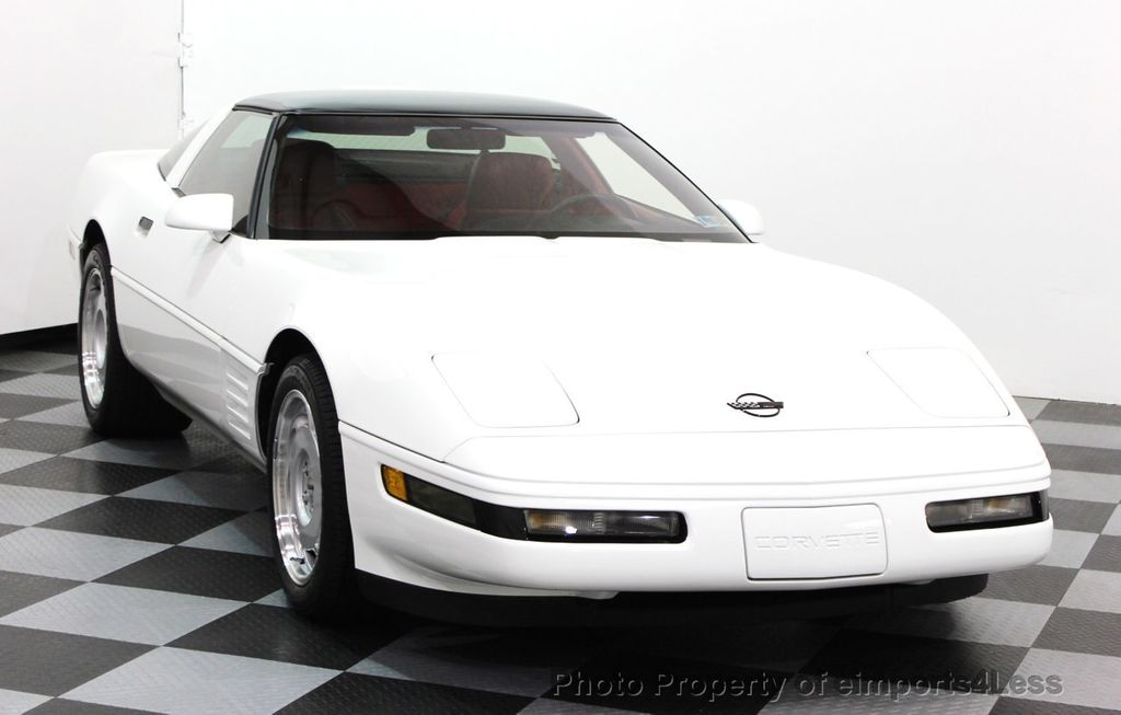 1991 Chevrolet Corvette CORVETTE ZR-1 COUPE - 16417235 - 1