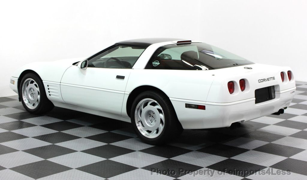 1991 Chevrolet Corvette CORVETTE ZR-1 COUPE - 16417235 - 2