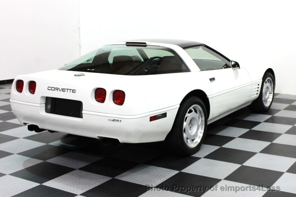 1991 Chevrolet Corvette CORVETTE ZR-1 COUPE - 16417235 - 3