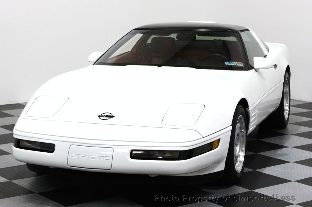 1991 Chevrolet Corvette CORVETTE ZR-1 COUPE - 16417235 - 62