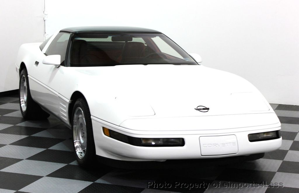1991 Chevrolet Corvette CORVETTE ZR-1 COUPE - 16417235 - 63