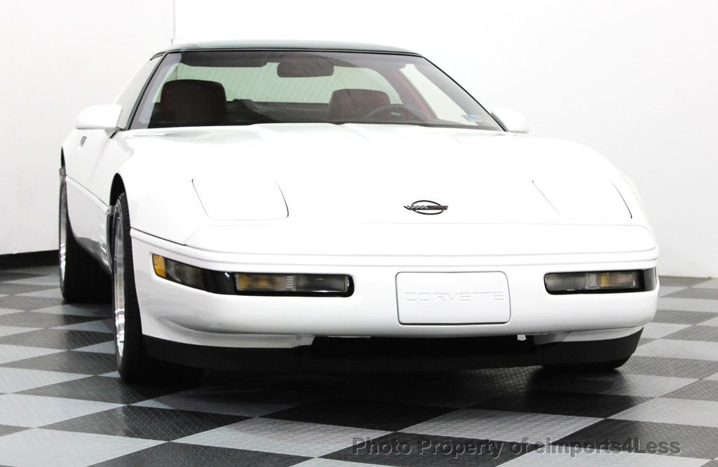 1991 Chevrolet Corvette CORVETTE ZR-1 COUPE - 16417235 - 68