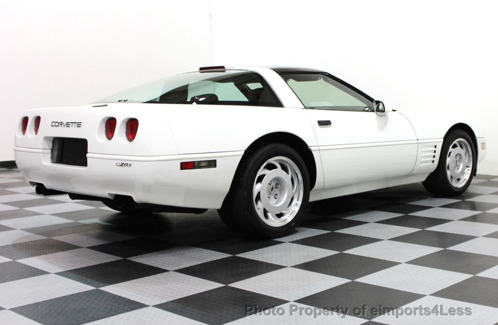 1991 Chevrolet Corvette CORVETTE ZR-1 COUPE - 16417235 - 70