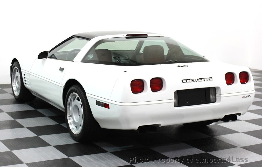 1991 Chevrolet Corvette CORVETTE ZR-1 COUPE - 16417235 - 71