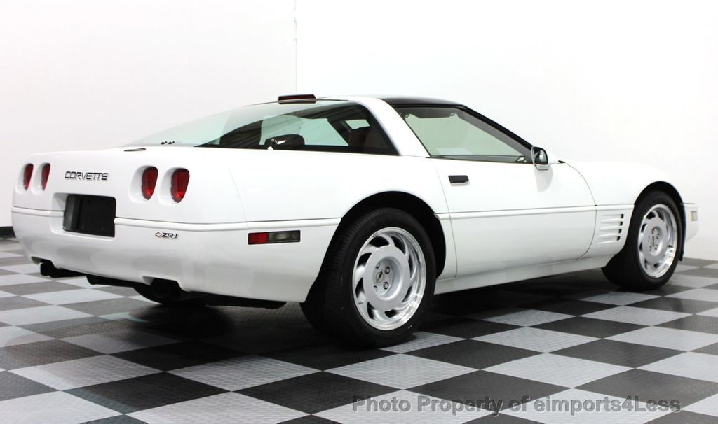 1991 Chevrolet Corvette CORVETTE ZR-1 COUPE - 16417235 - 72