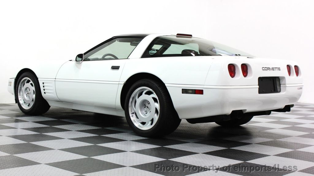 1991 Chevrolet Corvette CORVETTE ZR-1 COUPE - 16417235 - 73