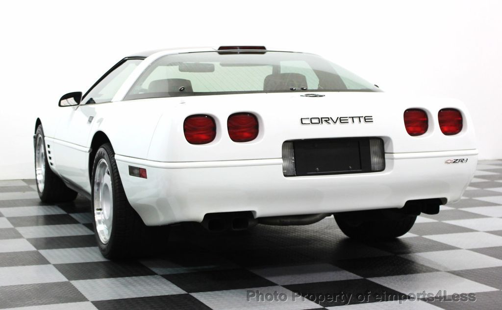 1991 Chevrolet Corvette CORVETTE ZR-1 COUPE - 16417235 - 75
