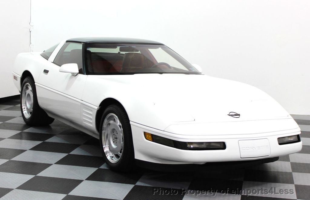 1991 Chevrolet Corvette CORVETTE ZR-1 COUPE - 16417235 - 76
