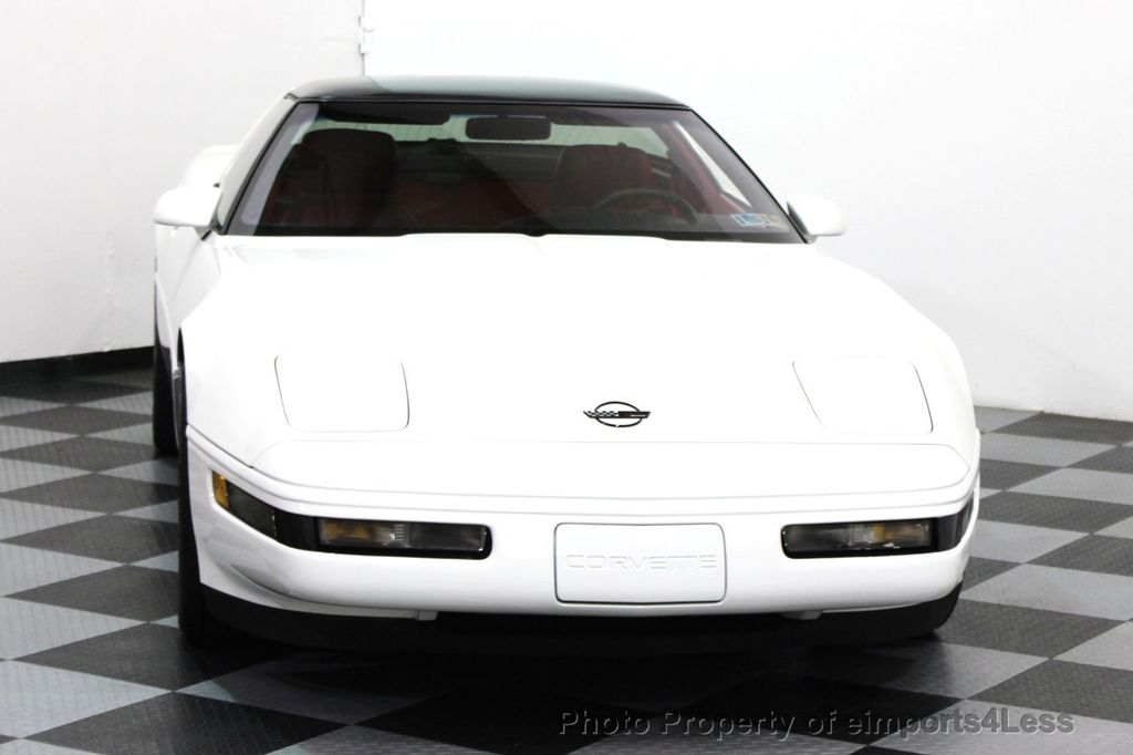 1991 Chevrolet Corvette CORVETTE ZR-1 COUPE - 16417235 - 77