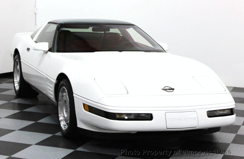 1991 Chevrolet Corvette CORVETTE ZR-1 COUPE - 16417235 - 80