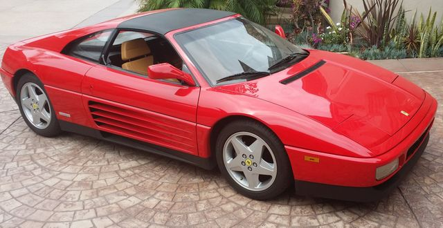 1991 Ferrari 348 TS - 15306100 - 2