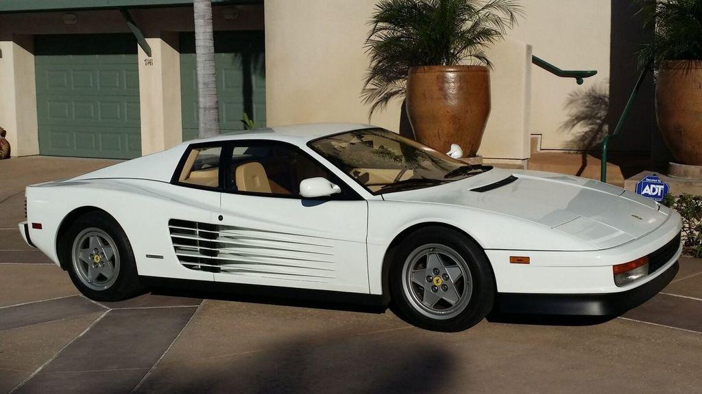 1991 Ferrari Testarossa TESTAROSSA - 16803482 - 32