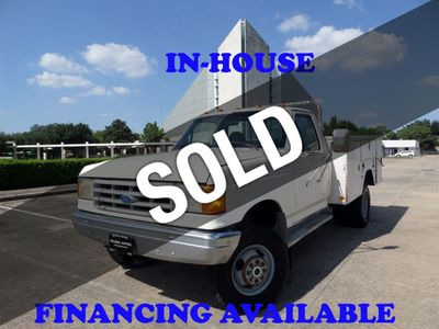 "1991 Ford F-350 1991 Ford F-350, Regular Cab 137"" 4WD, 7.3L V8,67k, Clean Title! Truck"