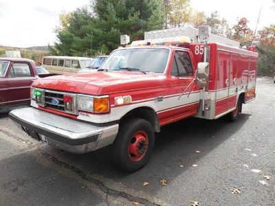 1991 Ford F-450 Super Duty - 2FDLF47M4MCA84166