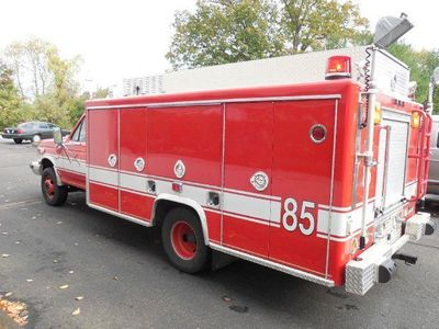 1991 Ford F-450 Super Duty FIRE RESCUE - Click to see full-size photo viewer